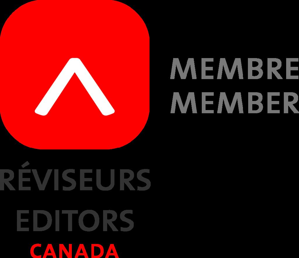 Member of Editors Canada